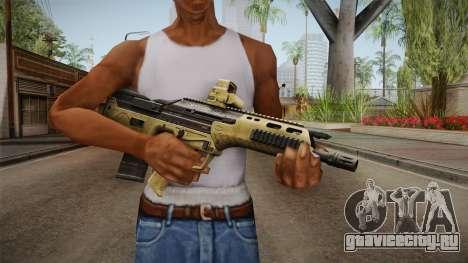 DesertTech Weapon 2 для GTA San Andreas третий скриншот