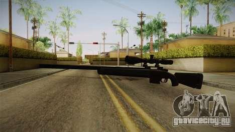 Remington M24 для GTA San Andreas второй скриншот