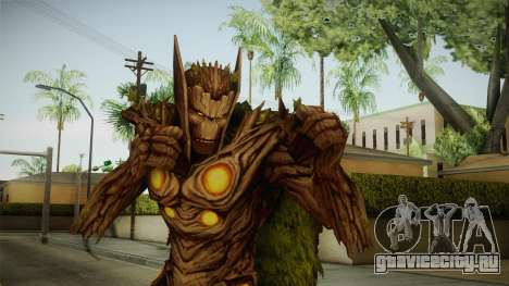 Marvel Future Fight - Groot (Secret Wars) для GTA San Andreas