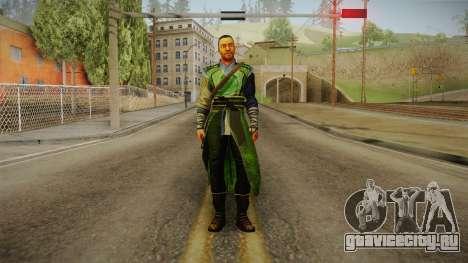Doctor Strange Movie - Baron Mordo для GTA San Andreas второй скриншот
