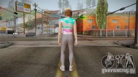 GTA Online DLC Import-Export Female Skin 1 для GTA San Andreas третий скриншот