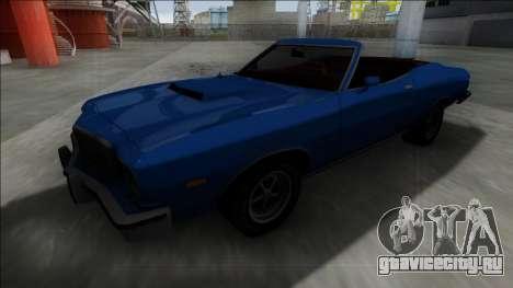 1975 Ford Gran Torino Cabrio для GTA San Andreas