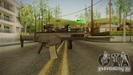 ARX-160 Tactical v2 для GTA San Andreas второй скриншот