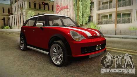GTA 5 Weeny Issi Countryboy для GTA San Andreas