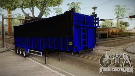 Trailer Dumper v2 для GTA San Andreas вид справа
