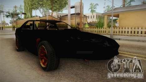 GTA 5 Imponte Ruiner 3 Wreck IVF для GTA San Andreas вид справа
