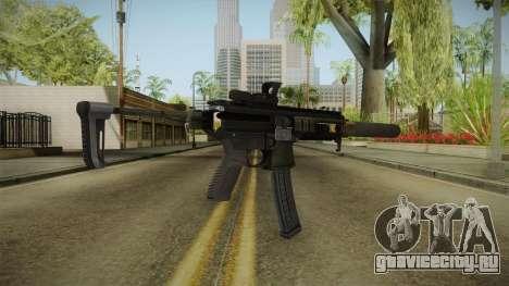 Battlefield 4 - SIG MPX для GTA San Andreas второй скриншот