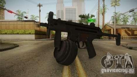 MP-5K Drum Mags для GTA San Andreas