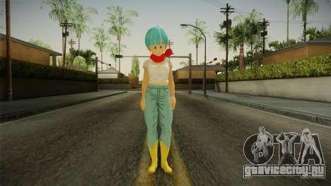 Dragon Ball Xenoverse 2 - Bulma DBS v2 для GTA San Andreas второй скриншот