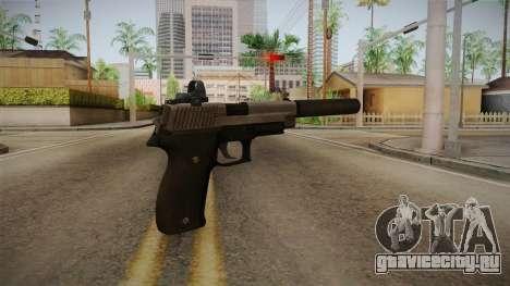 Battlefield 4 - P226 для GTA San Andreas второй скриншот