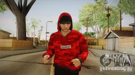 Import-Export DLC Skin Male для GTA San Andreas