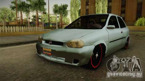 Chevrolet Corsa Speed 2006 v2 для GTA San Andreas