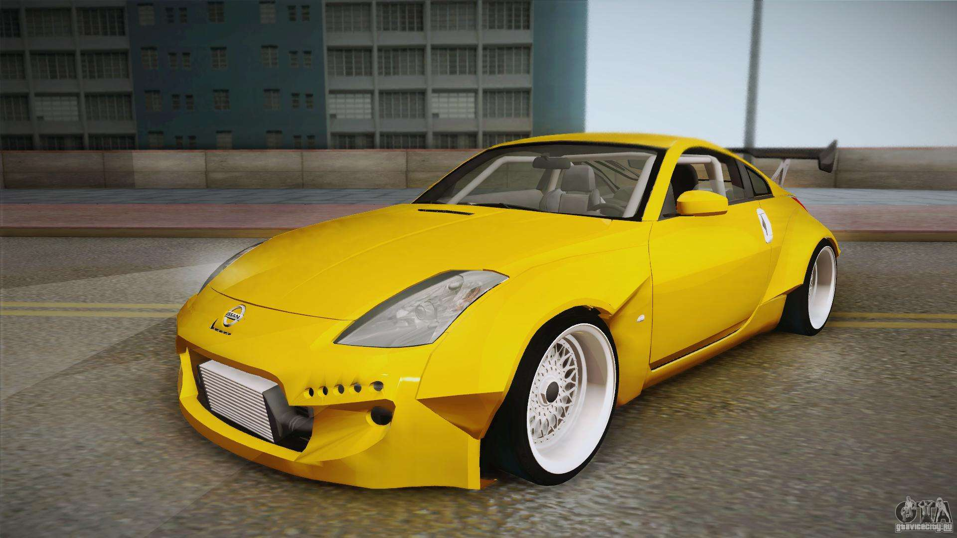 nissan 350z rocket bunny gta san andreas. Black Bedroom Furniture Sets. Home Design Ideas