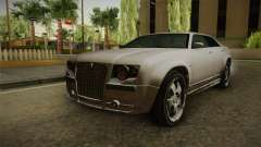 GTA 4 Schyster PMP600 SA Style