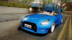 Nissan GT-R Street Race для GTA San Andreas