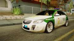 Opel Insignia Guardia Civil Tráfico