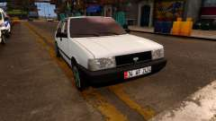 Tofas Sahin 34 Af 2424 для GTA 4