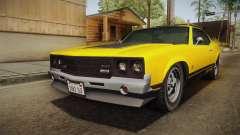 GTA 5 Declasse Sabre GT для GTA San Andreas
