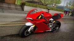 Ducati 1299 Panigale S 2016 для GTA San Andreas