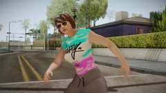 GTA Online DLC Import-Export Female Skin 1