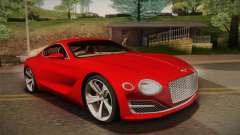 Bentley EXP 10 Speed 6 для GTA San Andreas