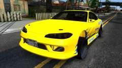 Nissan Silvia S15 Huxley Motorsport