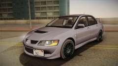 Mitsubishi Lancer GSR Evolution VIII 2003