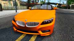BMW Z4 sDrive35is для GTA San Andreas