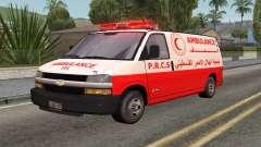 Палестинские Машины Скорой Помощи