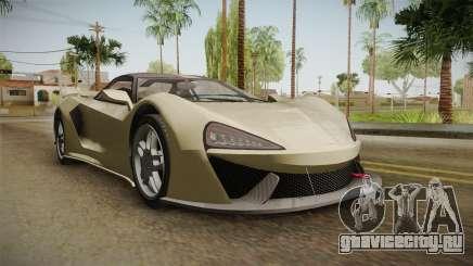GTA 5 Progen Itali GTB для GTA San Andreas