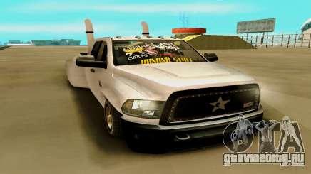 DODGE RAM для GTA San Andreas