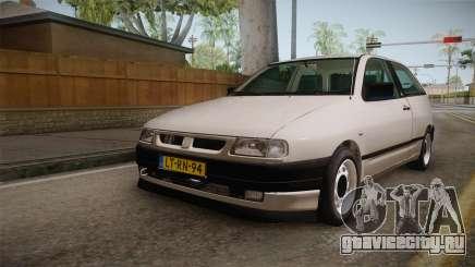 Seat Ibiza 1995 SWAP 1.6 для GTA San Andreas