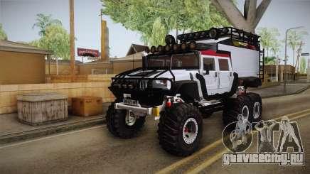 Hummer H1 Monster для GTA San Andreas
