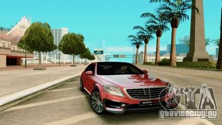 Brabus S850 для GTA San Andreas