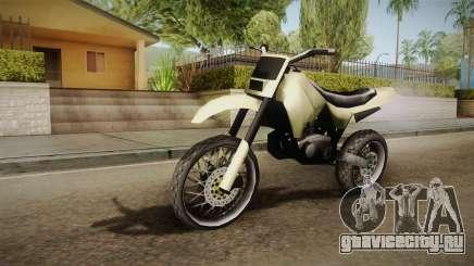 Sanchez Stunt v1 для GTA San Andreas