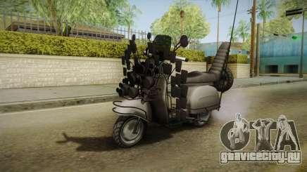 GTA 5 Pegassi Faggio Extreme Tuning v3 для GTA San Andreas