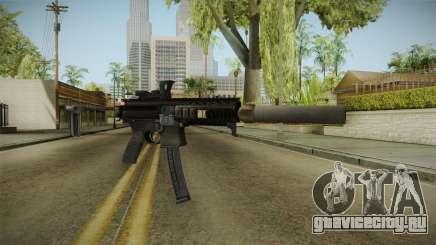 Battlefield 4 - SIG MPX для GTA San Andreas