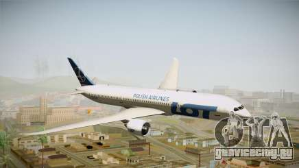 Boeing 787 LOT Polish Airlines для GTA San Andreas