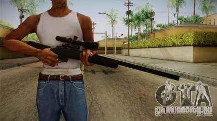Remington M24 для GTA San Andreas