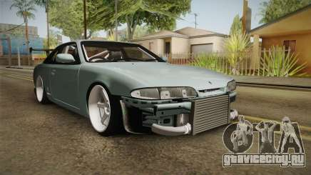 Nissan Silvia S14 Drift v2 для GTA San Andreas