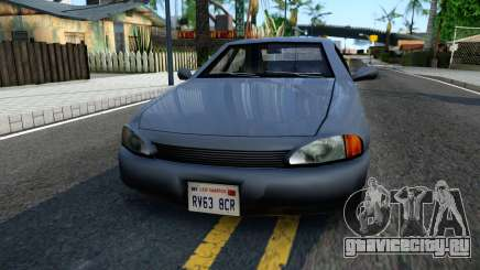 GTA 3 Kuruma SA style V2 для GTA San Andreas