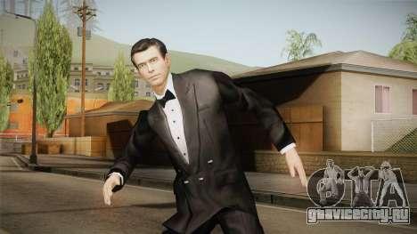 007 EON Bond Tuxedo для GTA San Andreas