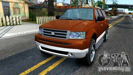 Dundreary Landstal GTA IV для GTA San Andreas