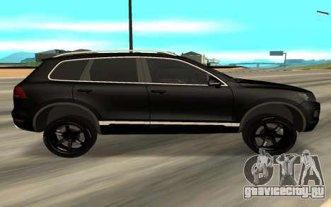 Volkswagen Touareg для GTA San Andreas
