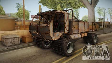GTA 5 MTL Wastelander для GTA San Andreas