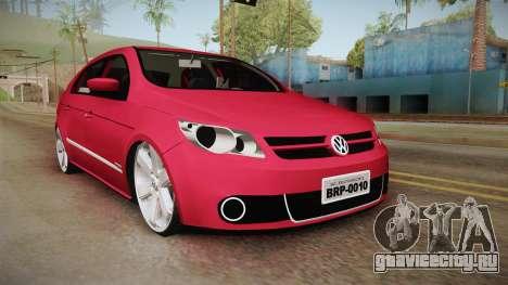 Volkswagen Voyage Fix для GTA San Andreas