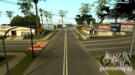 Русские дороги для GTA San Andreas четвёртый скриншот