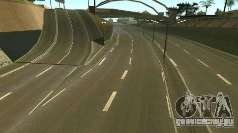 Русские дороги для GTA San Andreas