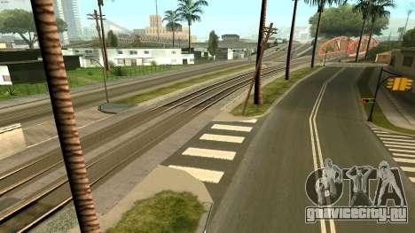 Русские дороги для GTA San Andreas шестой скриншот