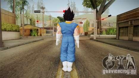 DBX2 - Vegetto SJ для GTA San Andreas третий скриншот